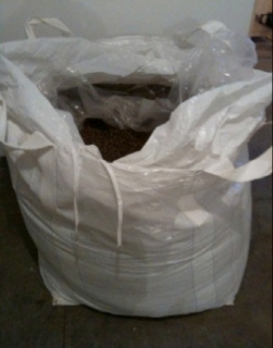 1 Ton Wood Pellet Bag