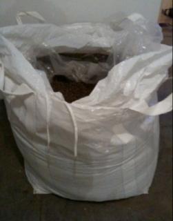 1 Ton Wood Pellet Bag